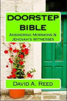 Doorstep Bible Answering Mormons and Jehovah's Witnesses -  front cover